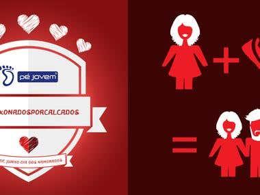Campanha Dia dos Namorados 2016