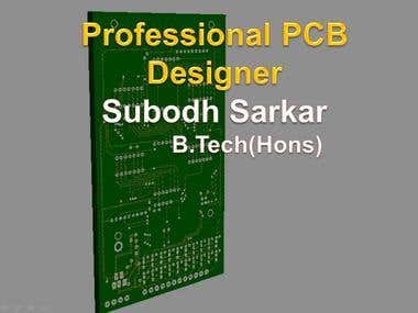 Professional PCB Design up to 14 Layers