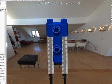 Do Some 3D modelling for our new Product