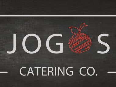 Logo Design for Jogos Catering (South Africa) - Sample 3