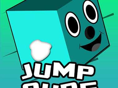 Jump Qubes Game