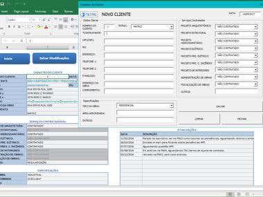 Excel VBA System