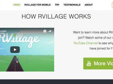 Social Engine Project Rvillage