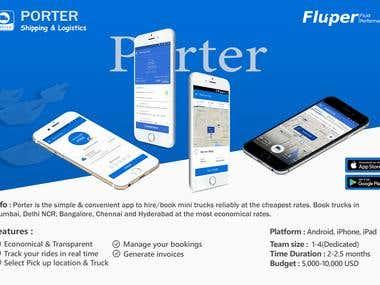 Porter - Transport Application
