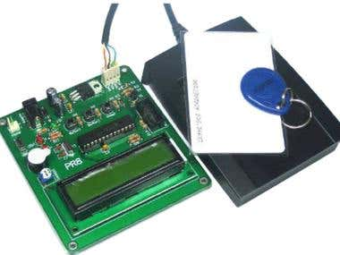 RFID card reader/writer