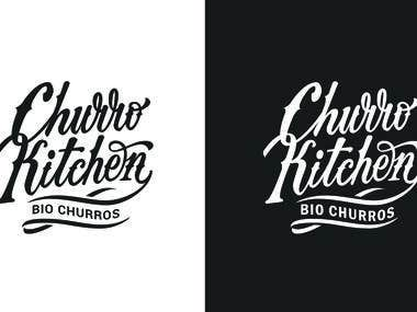Churro Kitchen Logo