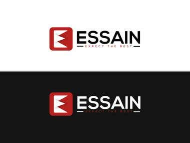 ESSAIN -logo design