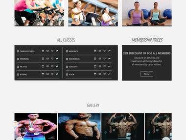 Fitness Model Sumit