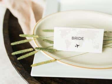 Product Photography_Wedding Stationary