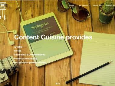 ContentCuisine.com