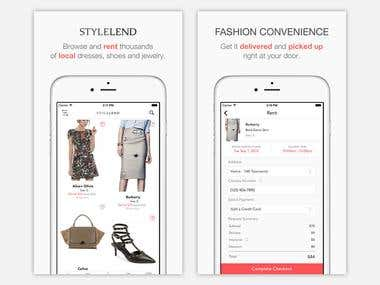 Style Lend: Rent A Dress For All Events