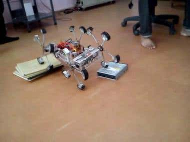 All Terrain Robot