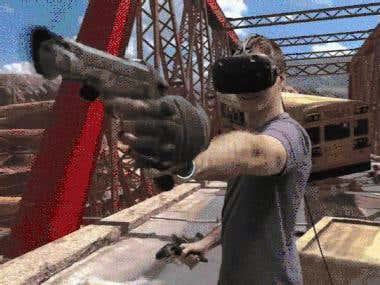 Virtual Reality App & Game