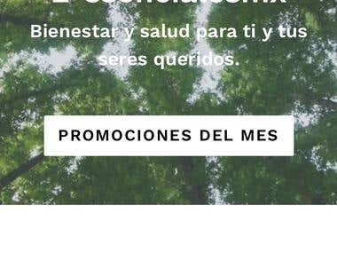 e-ssenciales online store and e-commerce