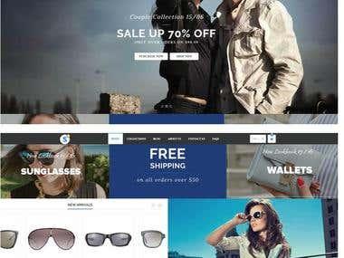 wordpress e-commerce web development