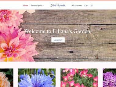 Copy and Item Descriptions for Web Store