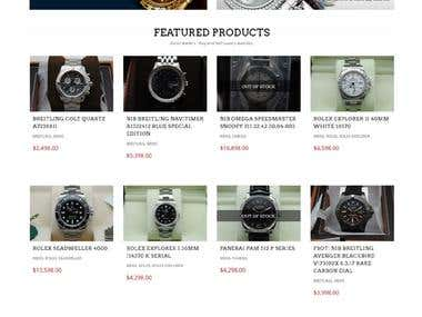 Luxury Watches Company