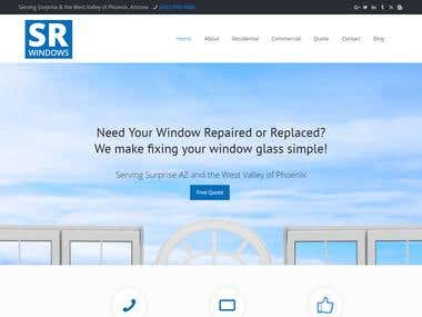 Replacement Windows Website