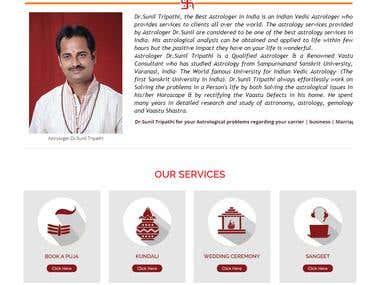 Worship Website Design and Development