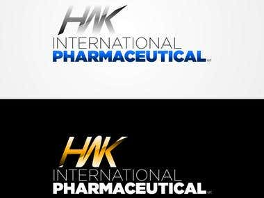 HWK Pharmaceutical Logo
