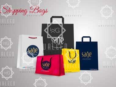 Branding shopping bag