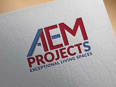 AEM projects -LOGO DESIGN