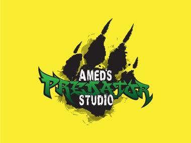 Logo Design - Amed's Predator Studio (APS)