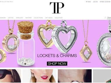 Tresor Paris - Mens & Womens Online Jewellery