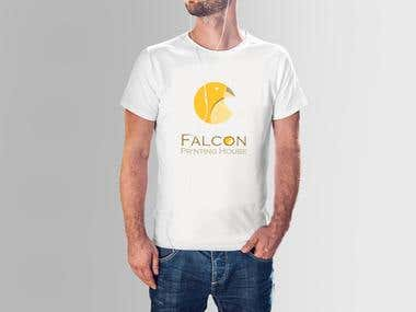 LOGO Design - Falcon Printing House