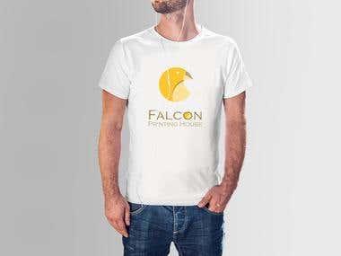 LOGO Design - Falcon Printing House