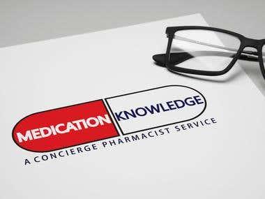 Pharmacy company logo