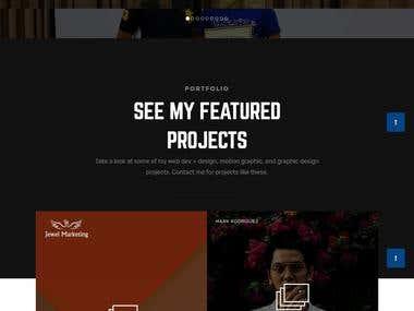 Marc X Landing Page (June 2017)