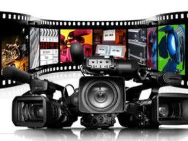 HD Video Editing