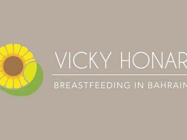 Logo Design - Vicky Honar