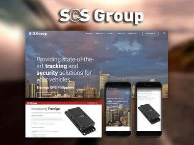 SCS Group Website