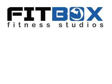 Logo design for Fitness company