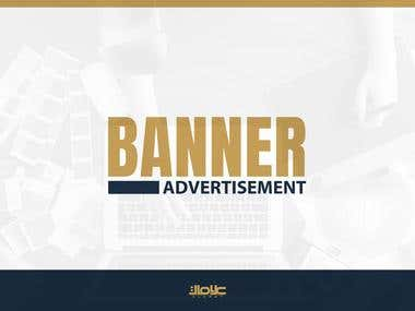 Make Banner advertisement For Your Business
