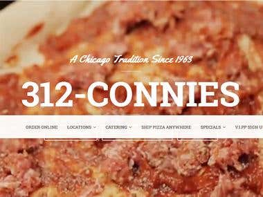 Connies pizza