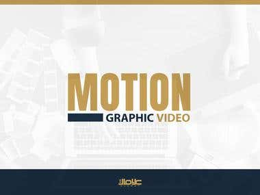 Make Motion Graphic video For Your Business