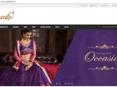 Gocrafti.com : Online Marketplace