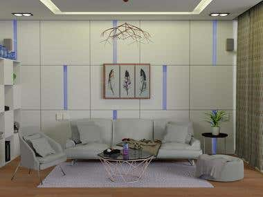 Drawing Room interior