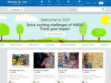 Doinggoodfellows :http://www.doinggoodfellows.org/