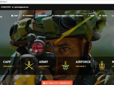 CPFcrack : Largest Educational Hub for Defence Aspirants