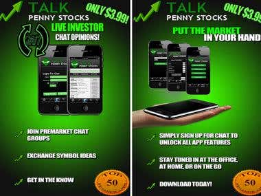 Talk Penny Stocks App