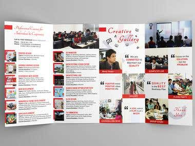 4 fold-Brochure