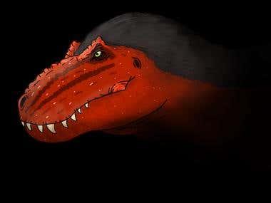 Low-Res Rex