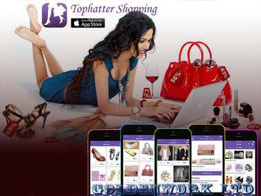 Tophatter Shopping