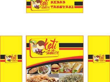 FOOD OUTLET DESIGN