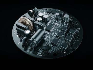 Normal Circuit Modeling