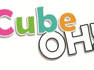 Cube Oh! Logo Design